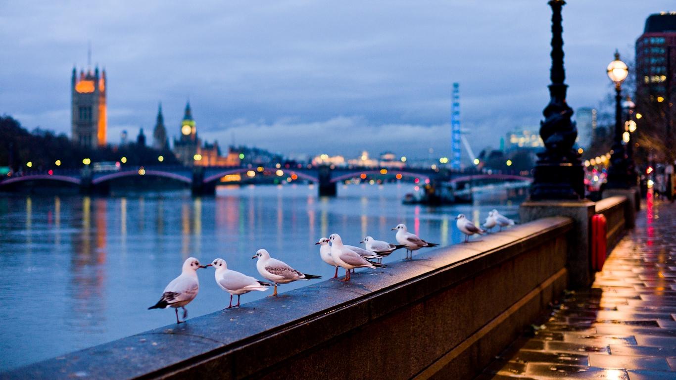 wisata london